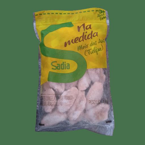 MEIO-DA-ASA-SADIA